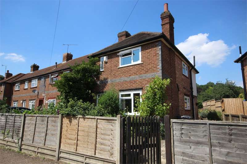 2 Bedrooms End Of Terrace House for sale in The Crescent, Ampthill, Bedford, MK45