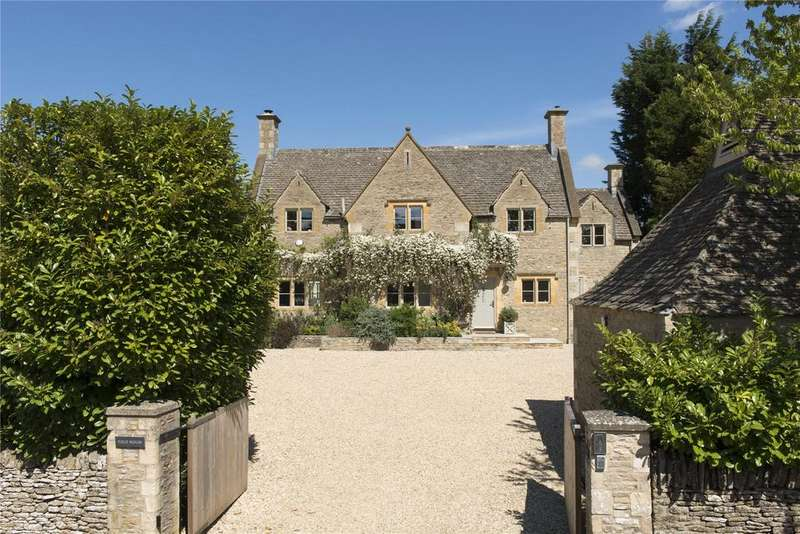6 Bedrooms Detached House for sale in Sapperton, Cirencester, Gloucestershire, GL7