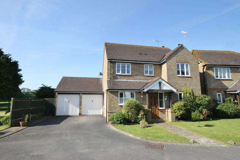 4 Bedrooms Detached House for sale in Blackmores, Green Road, Wivelsfield Green, West Sussex