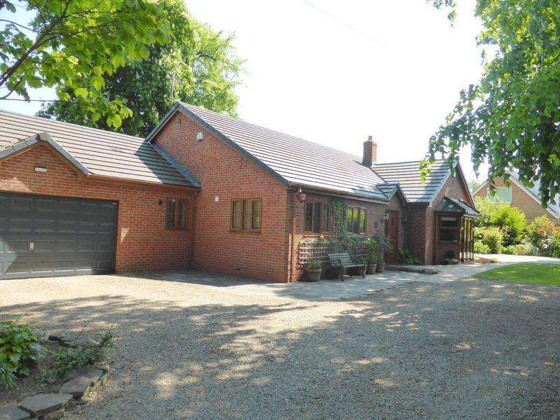 3 Bedrooms Bungalow for sale in Darlington Road, Hartburn