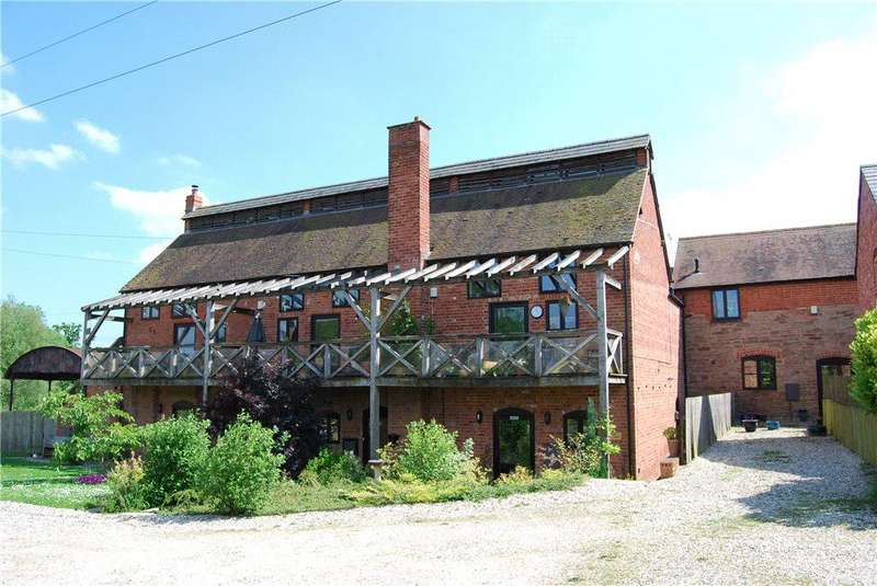 4 Bedrooms Unique Property for sale in Much Cowarne, Bromyard, Herefordshire, HR7