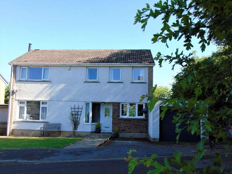 4 Bedrooms Detached House for sale in 47 Dale View, Cockermouth, Cumbria, CA13 9EW