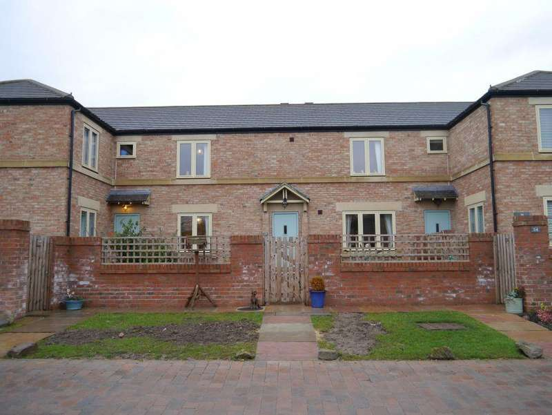 3 Bedrooms Property for sale in Longhirst, Morpeth