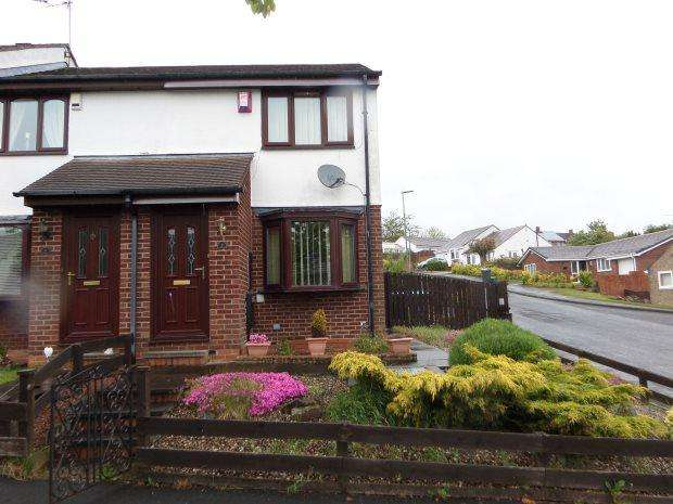 2 Bedrooms Terraced House for sale in KINROSS DRIVE, STANLEY, DURHAM CITY : VILLAGES WEST OF