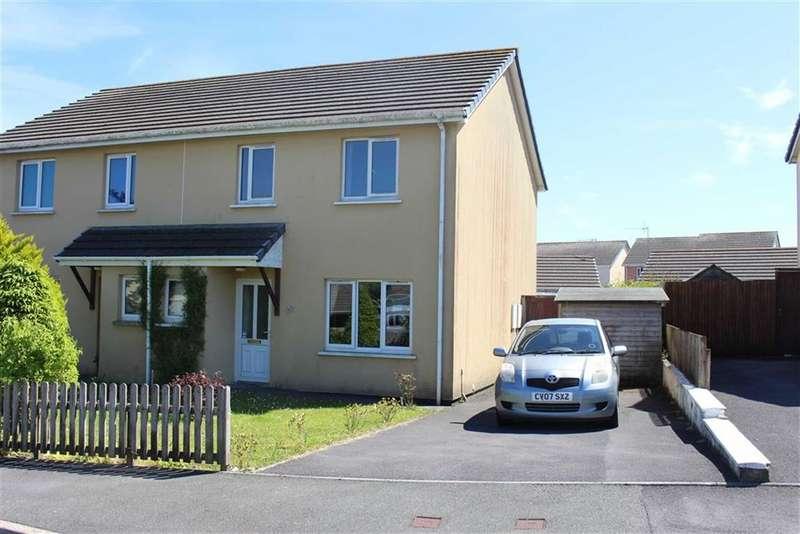 3 Bedrooms Semi Detached House for sale in Vineyard Vale, Valley Road, Saundersfoot
