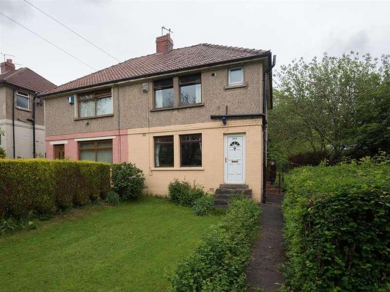 3 Bedrooms Semi Detached House for sale in Kings Road, Bradford, BD2 1NR