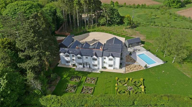 6 Bedrooms Detached House for sale in Greenfield, Christmas Common, Watlington, Oxfordshire, OX49