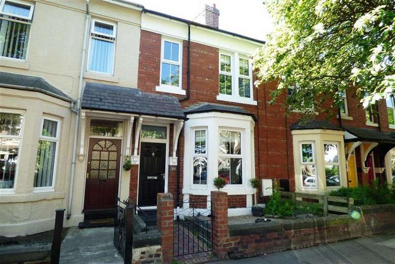 3 Bedrooms Terraced House for sale in Linskill Terrace, North Shields