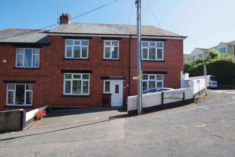 3 Bedrooms End Of Terrace House for sale in Heywoods Road, Teignmouth