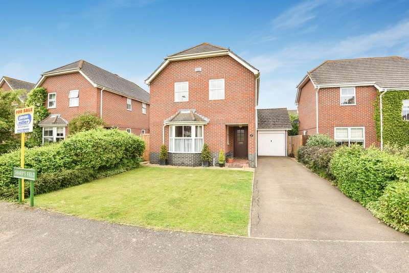 4 Bedrooms Detached House for sale in Headcorn