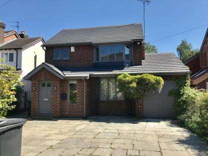 3 Bedrooms Detached House for sale in Duke Street, Alderley Edge, Cheshire