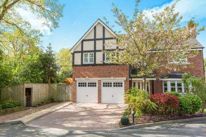 5 Bedrooms Detached House for sale in The Grange, Congleton, Cheshire