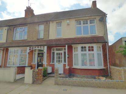 3 Bedrooms Terraced House for sale in Windsor Street, Bletchley, Milton Keynes, Buckinghamshire