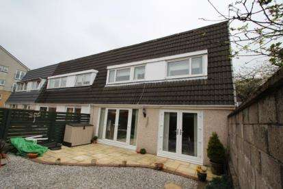 3 Bedrooms End Of Terrace House for sale in McGregor Road, Cumbernauld