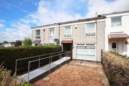 3 Bedrooms Terraced House for sale in Waverley Drive, Glenrothes