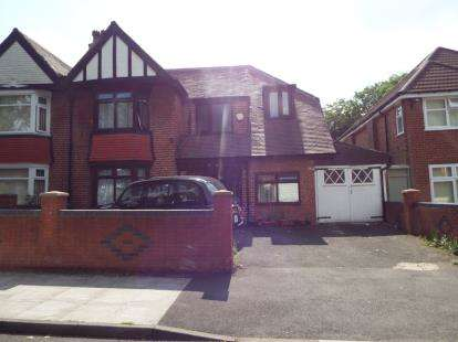 5 Bedrooms Semi Detached House for sale in Brecon Road, Handsworth, Birmingham, West Midlands