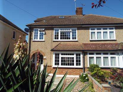 4 Bedrooms Semi Detached House for sale in Upminster