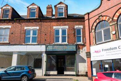 3 Bedrooms Terraced House for sale in Rectory Road, Clowne, Chesterfield, Derbyshire