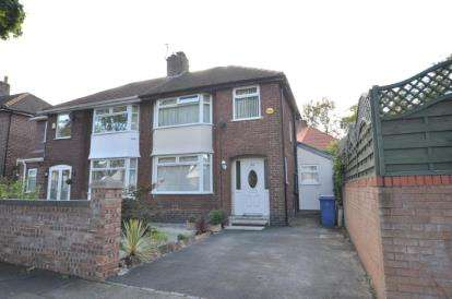 3 Bedrooms Semi Detached House for sale in Bowland Avenue, Liverpool, Merseyside, L16
