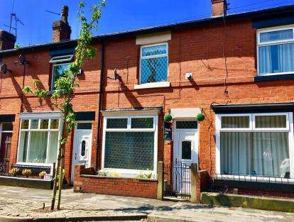 2 Bedrooms Terraced House for sale in Southport Terrace, Chorley, Lancashire, PR6