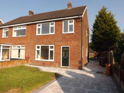 3 Bedrooms Semi Detached House for sale in Liverpool Road, Penwortham, Preston, Lancashire, PR1
