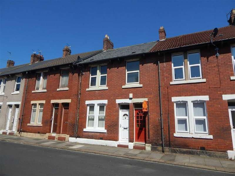 3 Bedrooms Apartment Flat for sale in Richardson Street, Wallsend, Tyne And Wear, NE28