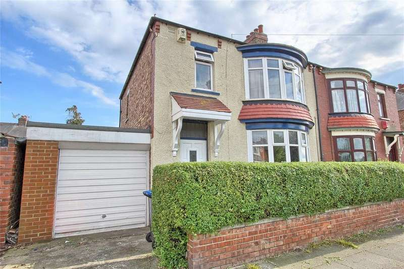 3 Bedrooms Semi Detached House for sale in Westbourne Road, Middlesbrough