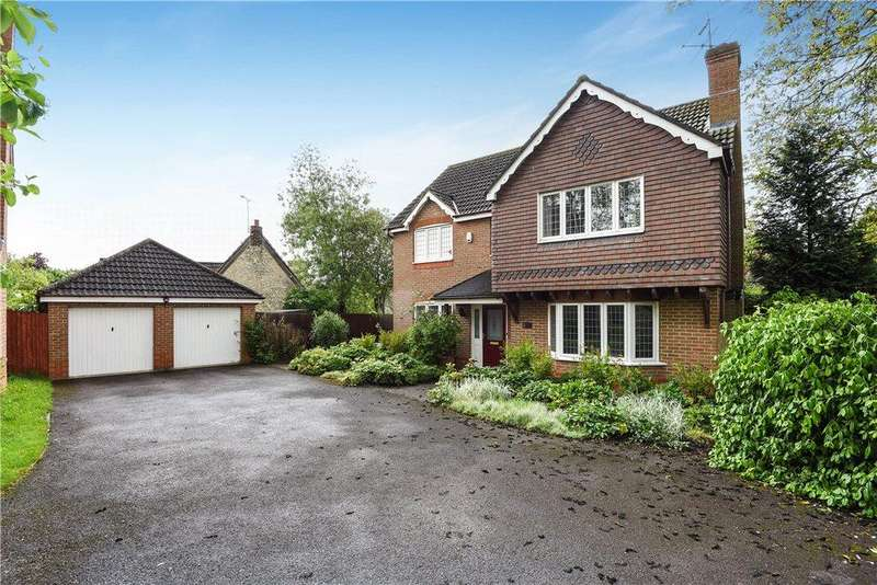 4 Bedrooms Detached House for sale in Croft Lane, Roade, Northamptonshire