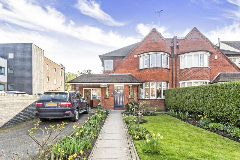 4 Bedrooms Semi Detached House for sale in Park Road, Hornsey, London, N8