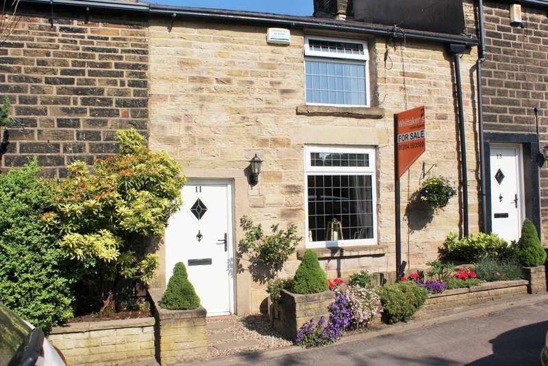 2 Bedrooms Cottage House for sale in Brookfold Lane, Harwood