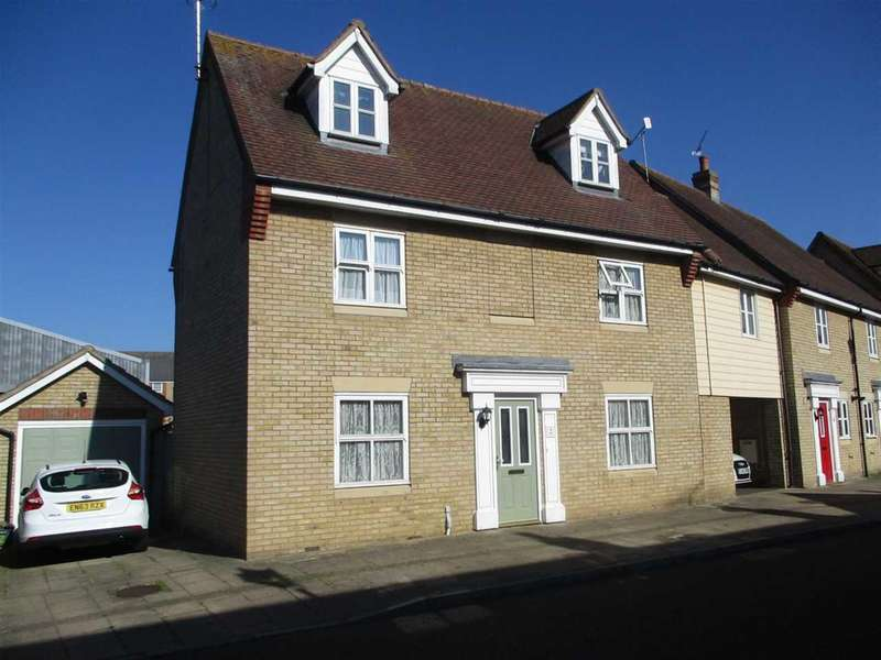 4 Bedrooms Detached House for sale in Hesper Road, Colchester