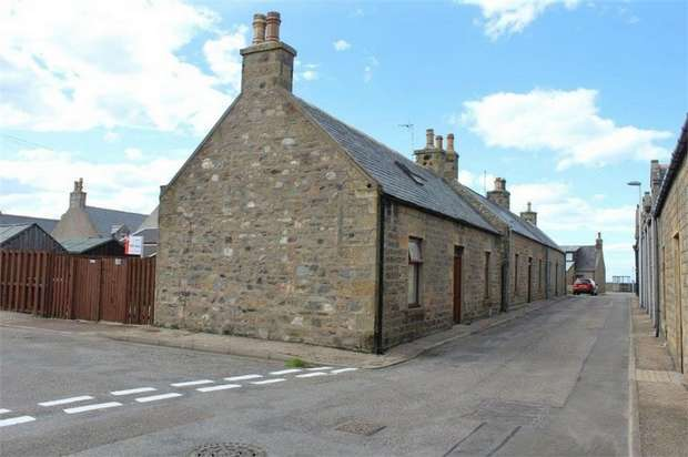 3 Bedrooms Detached House for sale in Sutherland Street, Buckie, Moray