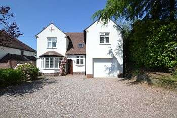 5 Bedrooms Detached House for sale in Ivy Lane, Macclesfield, Cheshire