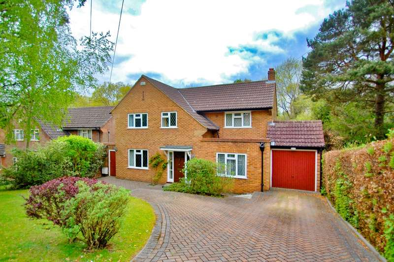 4 Bedrooms Detached House for sale in The Uplands, Gerrards Cross, SL9