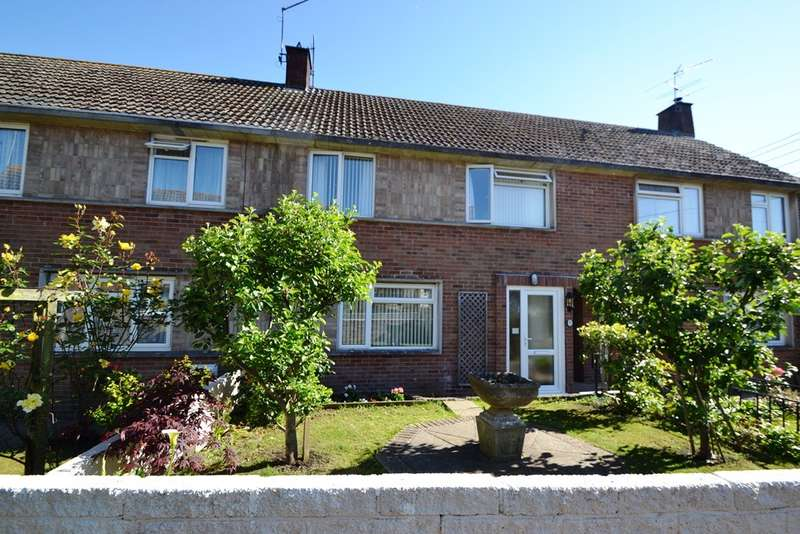 3 Bedrooms Terraced House for sale in Charmouth