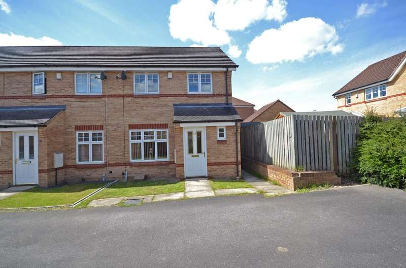 3 Bedrooms Town House for sale in Mill Chase Close, Wakefield