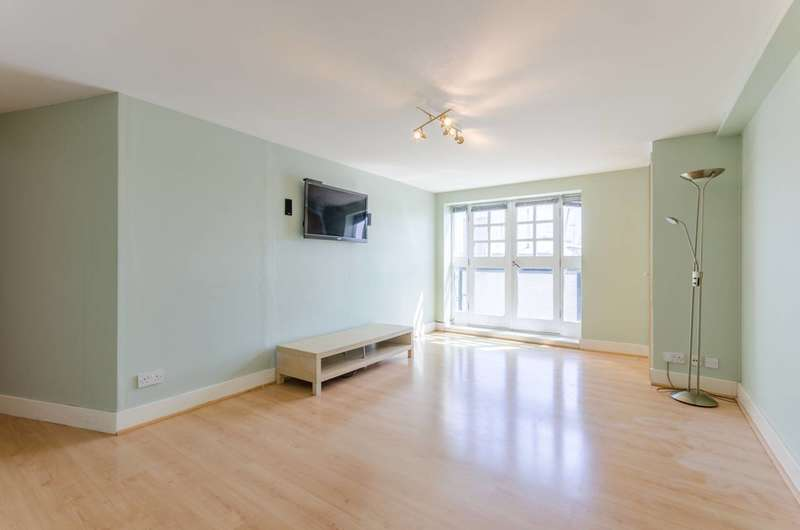 2 Bedrooms Flat for sale in Concordia Wharf, Canary Wharf, E14