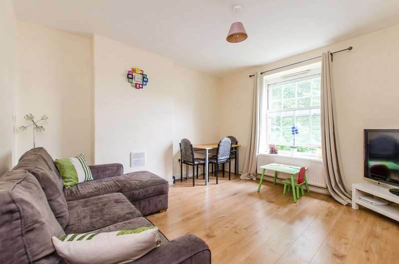 2 Bedrooms Flat for sale in New Park Road, Balham, SW2