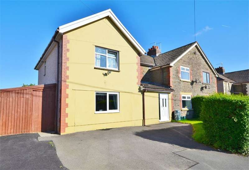 4 Bedrooms Semi Detached House for sale in Bryncelyn, Nelson, Treharris, CF46
