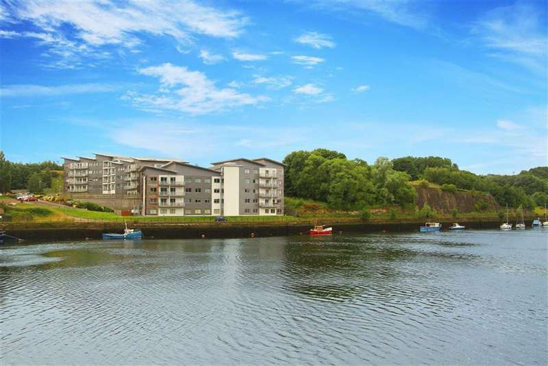 2 Bedrooms Flat for sale in Friars Wharf, Gateshead