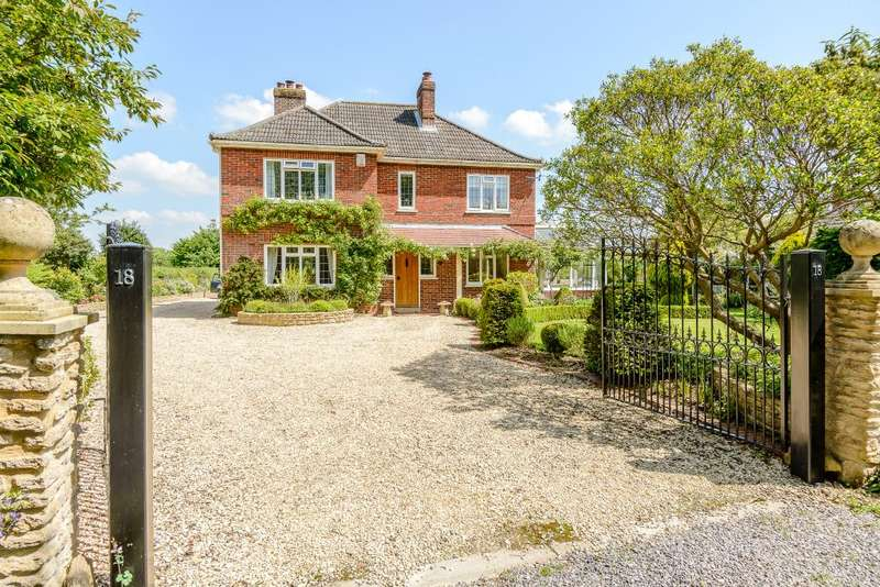 4 Bedrooms Detached House for sale in School Lane, Frome Road, Southwick Trowbridge, Wiltshire BA14 9QF