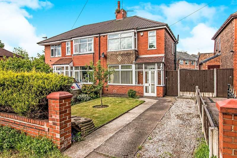 3 Bedrooms Semi Detached House for sale in A Higher Green Lane, Astley,Tyldesley, Manchester, M29