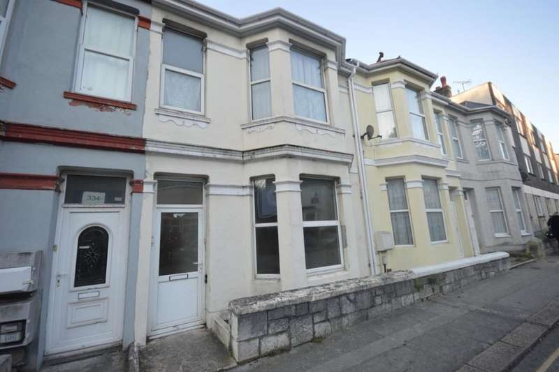 4 Bedrooms Property for sale in St. Levan Road, Keyham, Plymouth, PL2