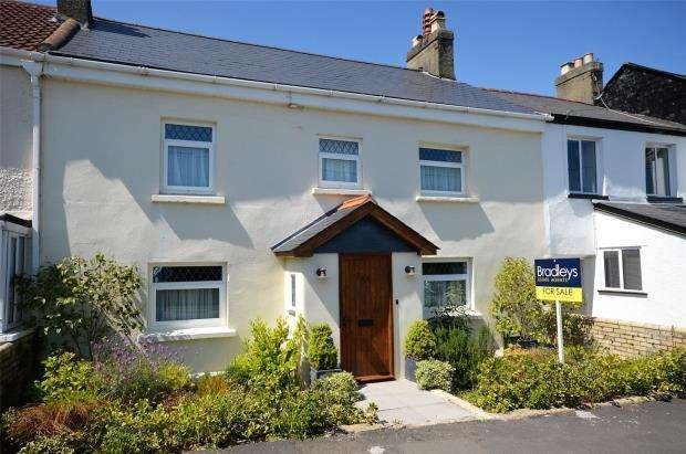 3 Bedrooms Terraced House for sale in Candys Cottages, Chudleigh Knighton, Chudleigh, Newton Abbot