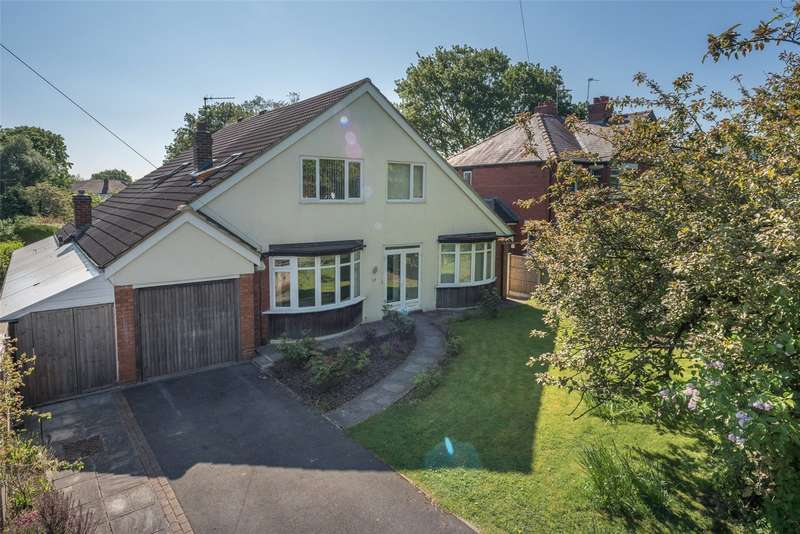 5 Bedrooms House for sale in Broomfield, Leeds, West Yorkshire, LS16