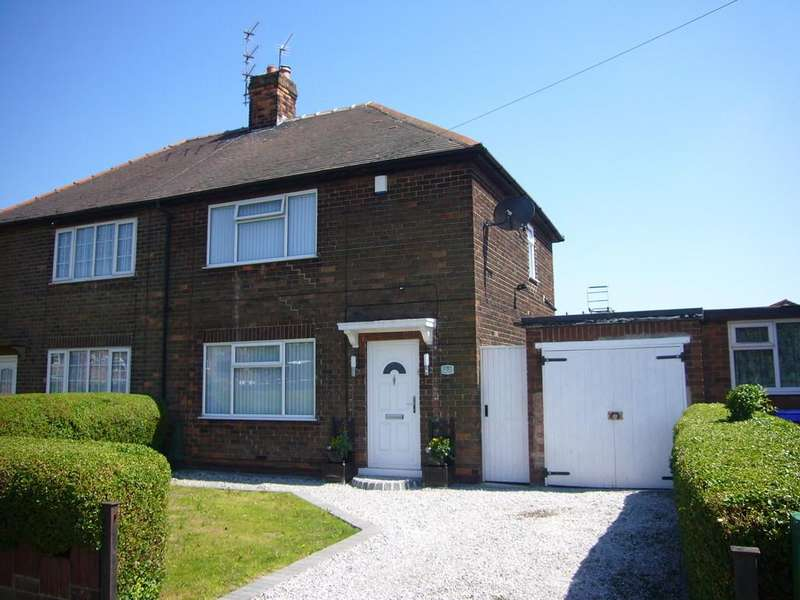2 Bedrooms Semi Detached House for sale in 130 Percy Street, Goole, DN14 5SE