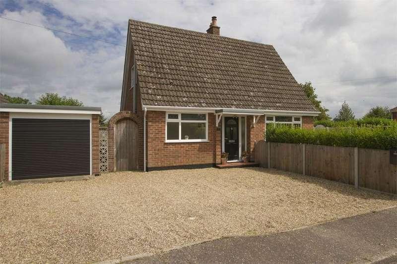 3 Bedrooms Detached House for sale in Longview, Hethersett, Norfolk