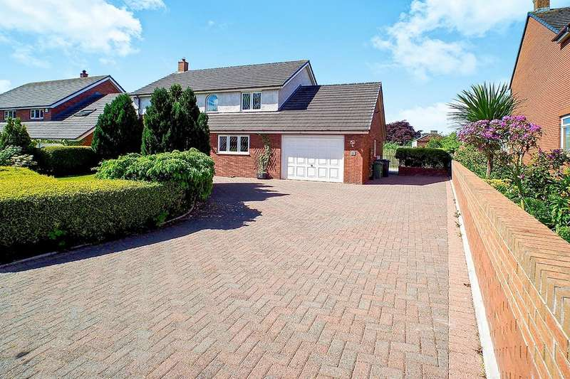 5 Bedrooms Detached House for sale in Highfield Park, Wigton, CA7
