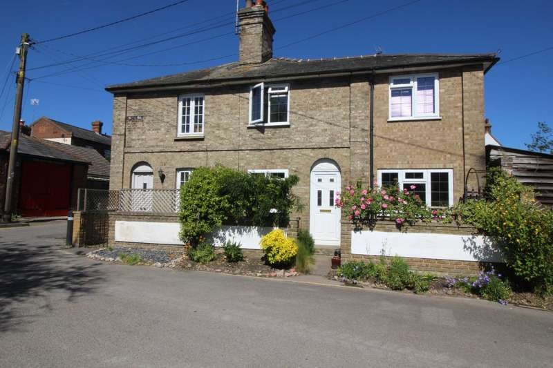 3 Bedrooms Semi Detached House for sale in Stoneham Street, Coggeshall