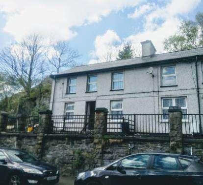 2 Bedrooms End Of Terrace House for sale in Glan Y Pwll Road, Blaenau Ffestiniog, Gwynedd, LL41